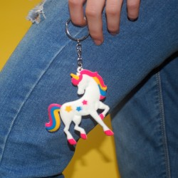 Porta Chaves Unicornio