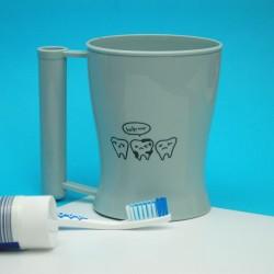Copo de Escova de Dentes verde