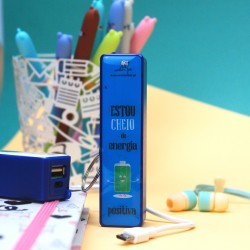 Power Bank - Azul