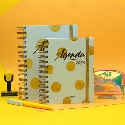 """Agenda 2020  Diária """" Lisboa"""" - Kit Oferta"""