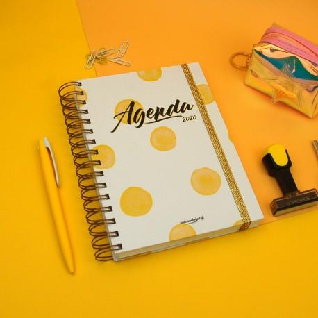 "Agenda A6 Semanal 2020 ""Lisboa"" Kit Oferta"