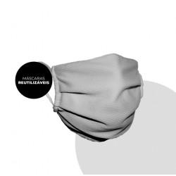 Máscara REUTILIZAVÉL Aprovada pelo CITEVE 7995/2020