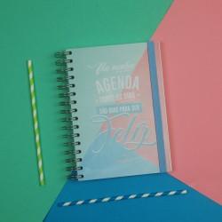 Agenda SEMANAL 2021 Funchal  A5 - KIT OFERTA