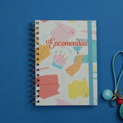 Caderno de Encomendas  Roupa A5