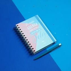 "Agenda A6 Semanal ""FUNCHAL"" Kit Oferta"