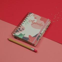 "Agenda A6 Semanal ""AVEIRO"" Kit Oferta"