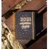 """Agenda SEMANAL  2021 """"CONSTELAÇÃO"""" A5 - KIT OFERTA"""