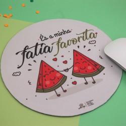 """Tapete de Rato """"Fatia"""""""