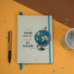 Caderno A5 Dia do Pai